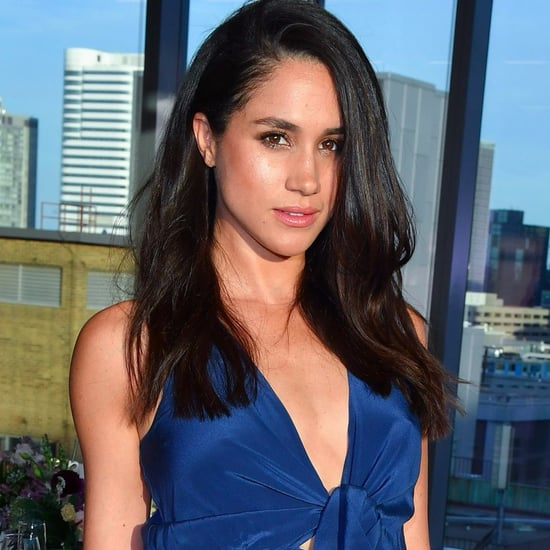 Harry's Girlfriend, Meghan Markle, Has Met Prince Charles