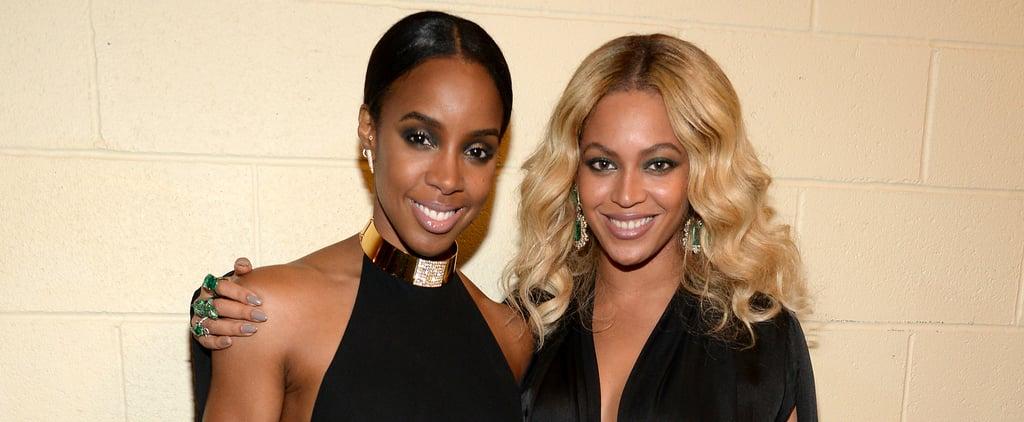 Beyoncé Kelly Rowland Dancing Janet Jackson Concert Videos
