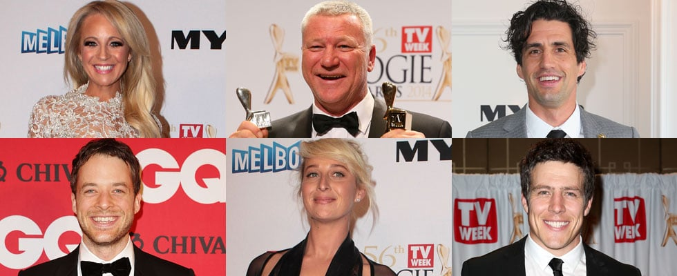 2015 Gold Logie Winner Poll