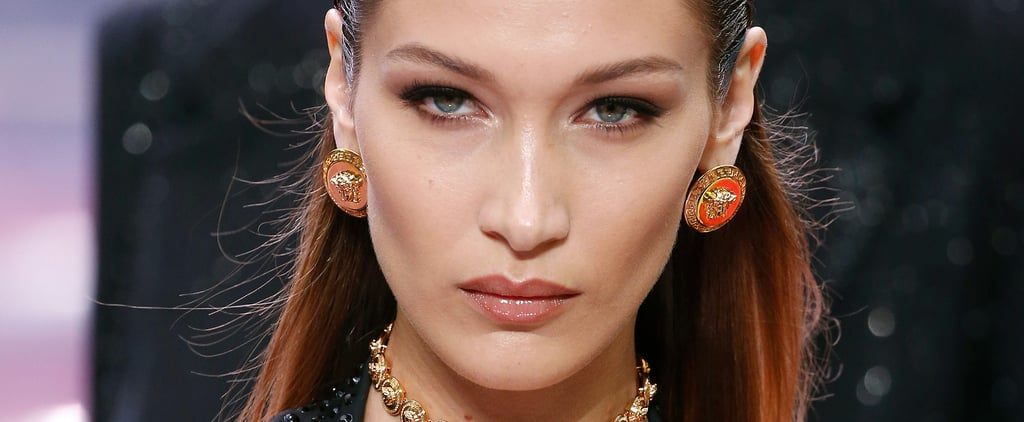 Bella Hadid Blonde Hair 2019
