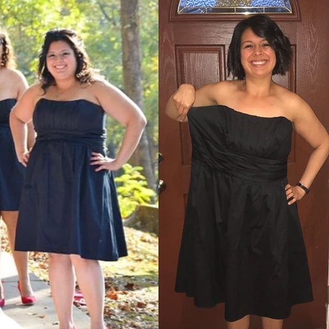 Weight Watchers Transformations | POPSUGAR Fitness