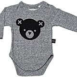 Hux Bear Long Sleeve Onesie