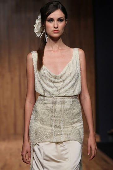 Mexico Fashion Week: Alana Savoir