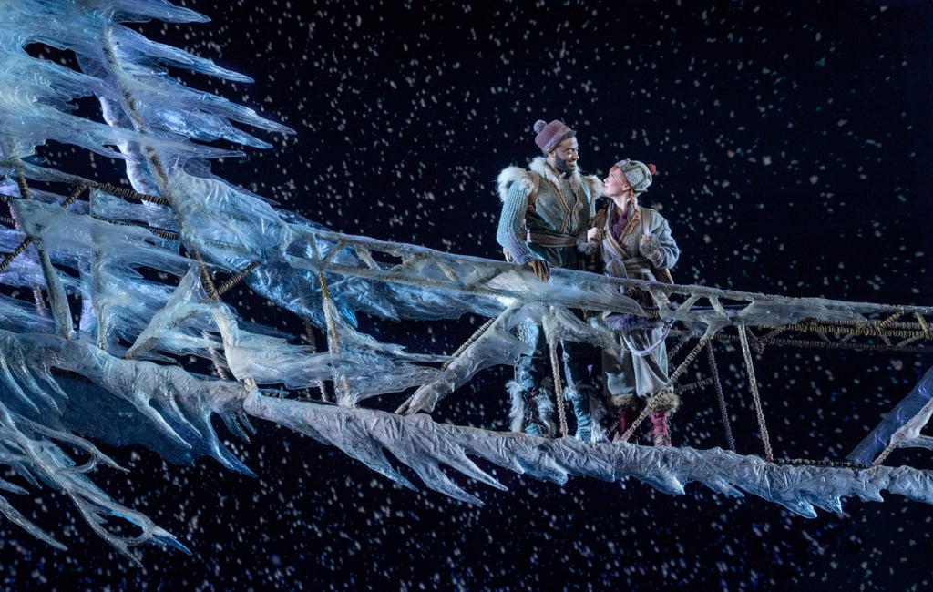 Photos From the Frozen Musical