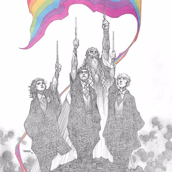 Harry Potter Comic for Pulse Nightclub Victims
