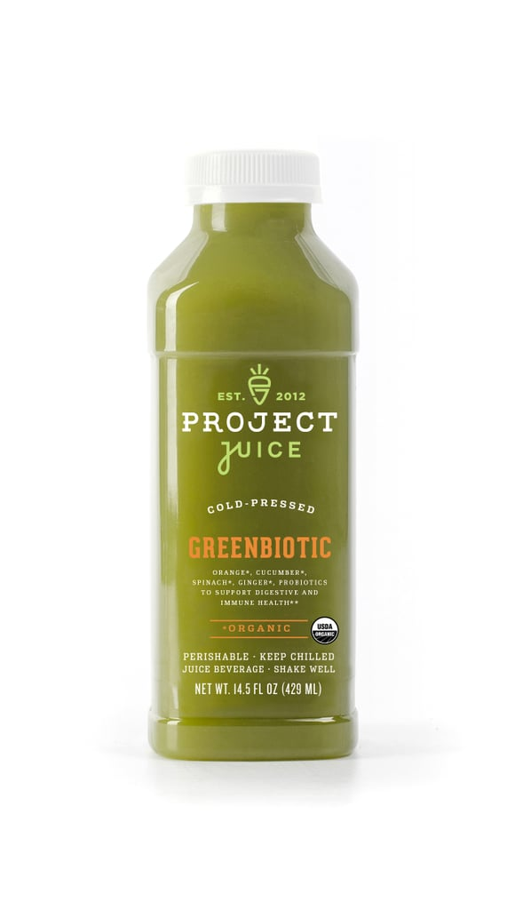 Project Juice Greenbiotic