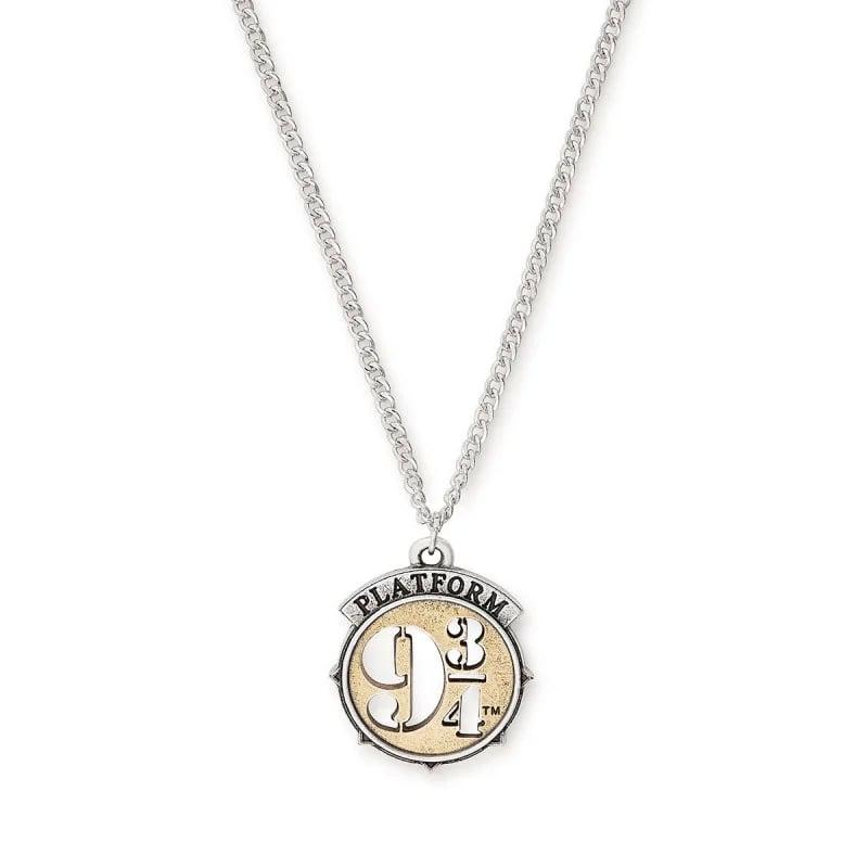 Harry Potter Platform 9 3/4 Two-Tone Adjustable Necklace