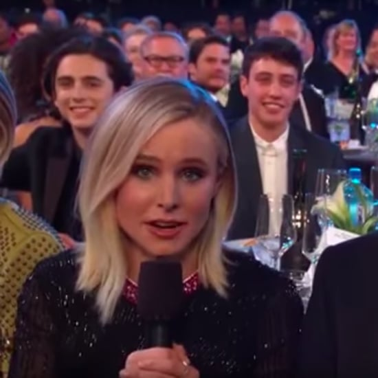 Kristen Bell, Dax Shepard, and Greta Gerwig SAG Awards 2018
