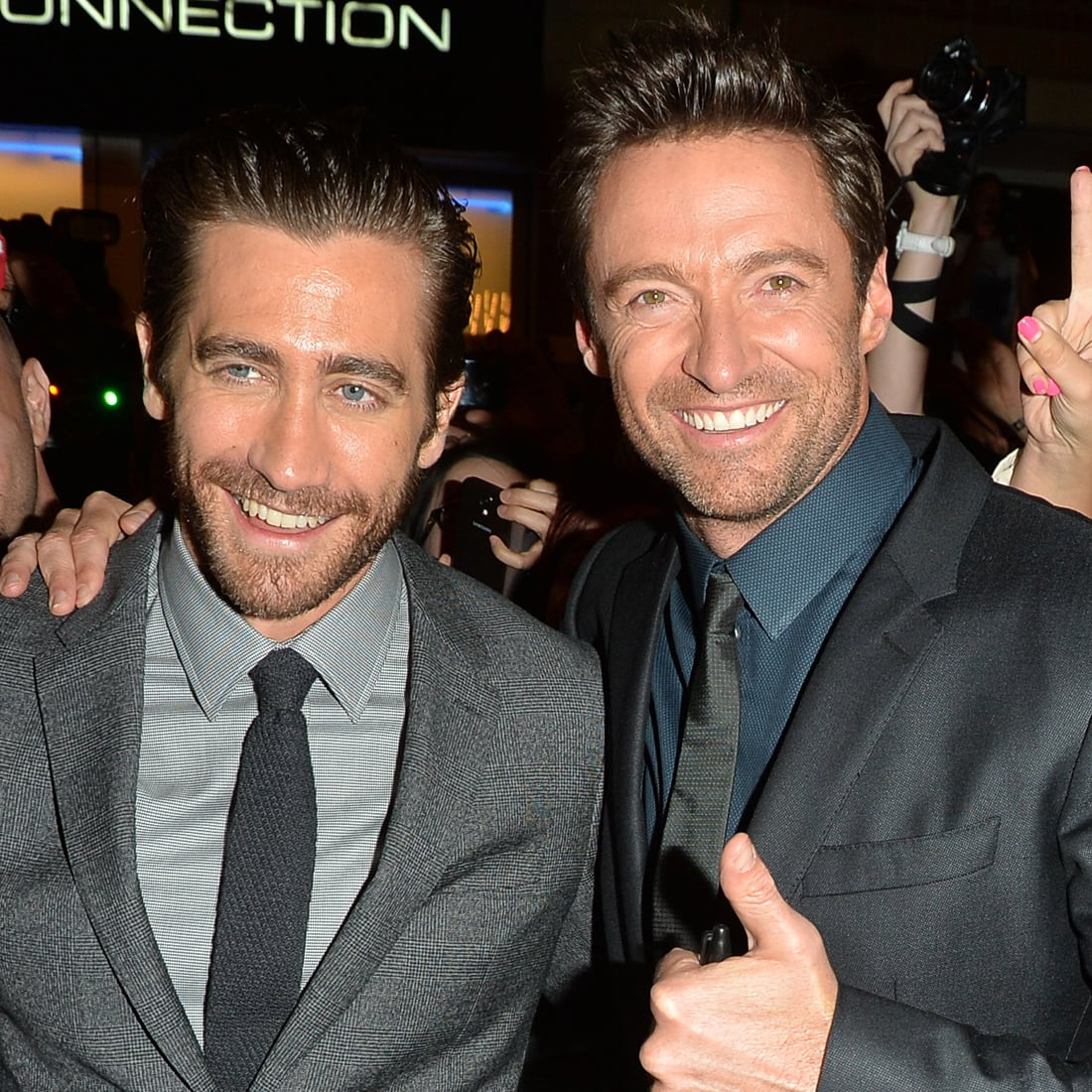Prisoners Hugh Jackman And Jake Gyllenhaal Premiere Pictures