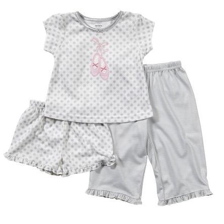 Not only is this infant set ($13-$17, originally $28) lightweight for Summer, but it's adorable too!