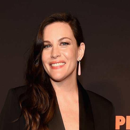 Liv Tyler at the 2015 New York Spring Spectacular