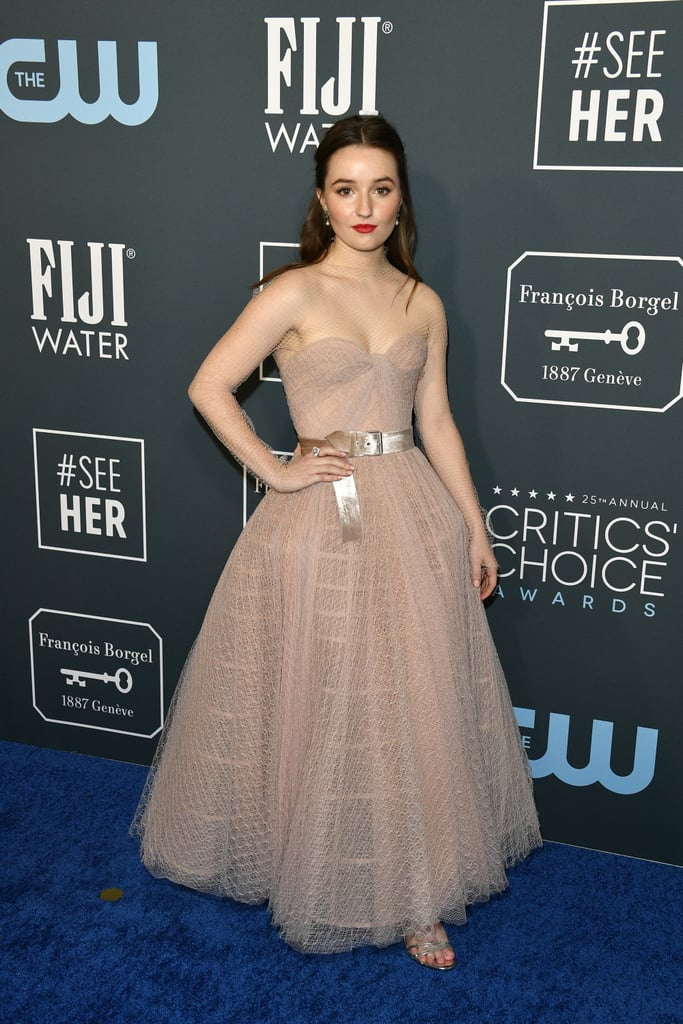Kaitlyn Dever at the 2020 Critics' Choice Awards