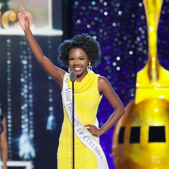 Miss DC Wears Natural Hair For Miss America | 2016