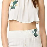 Wildfox Couture Cactus Flower Halter Top ($80)