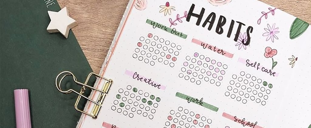 Habit-Tracker Templates and Ideas on Instagram