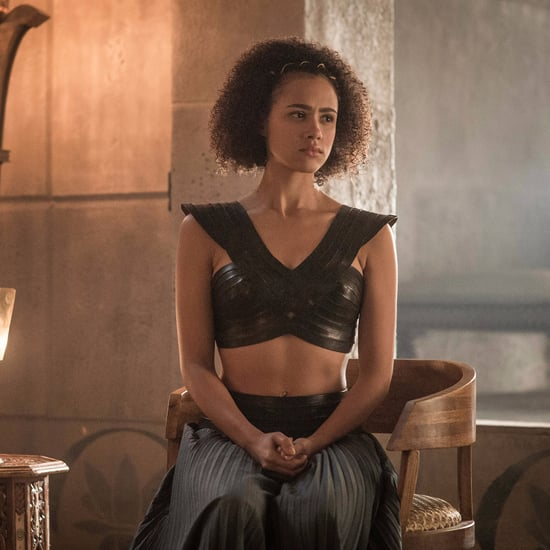 Nathalie Emmanuel Workouts