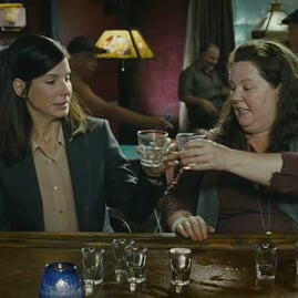 The Heat Trailer With Melissa McCarthy and Sandra Bullock