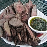 Tri-Tip and Chimichurri