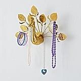 Peacock Jewelry Hanger