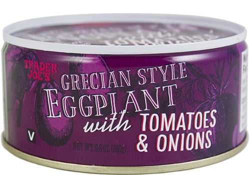 Grecian-Style Eggplant With Tomatoes and Onions