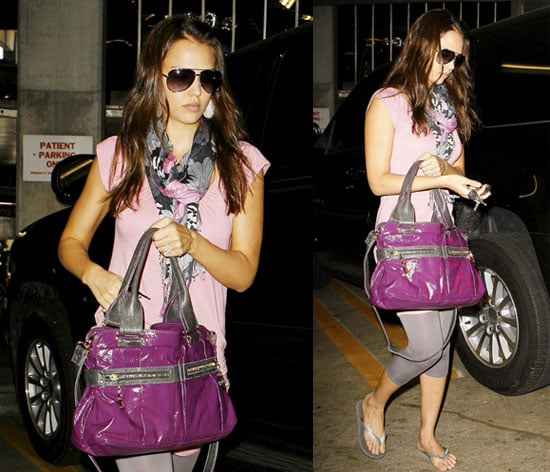 Photos of Jessica Alba At A Doctors Appointment In LA
