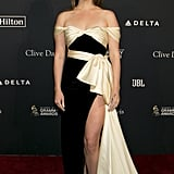 Lana Del Rey at Clive Davis's 2020 Pre-Grammy Gala in LA