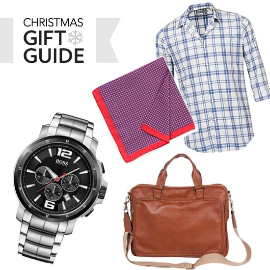 Ten Stylish Christmas Present Ideas For Dad From Ralph Lauren Polos To Hugo Boss Watches To Marcs Shirts Popsugar Fashion Australia