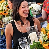 HBO, are you listening? Rebecca Minkoff wouldn't mind being on one of your shows.