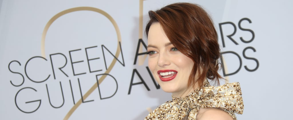 Emma Stone's Natural Hair Color