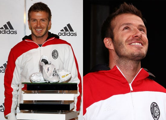 24/02/2009 David Beckham