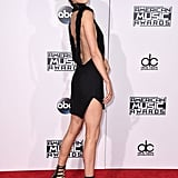 Her Stop-You-in-Your-Tracks AMAs Outfit