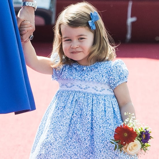 Princess Charlotte's Personality in School
