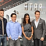 Star Trek Photocall
