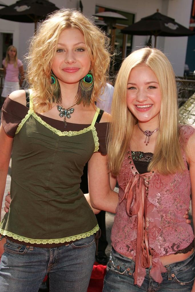 Aly & AJ's Jewellery