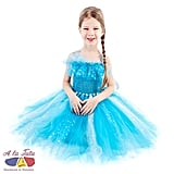 This Elsa Costume ($30) is as magical as the ice queen herself, and your kid is sure to wow her friends in it this Halloween.