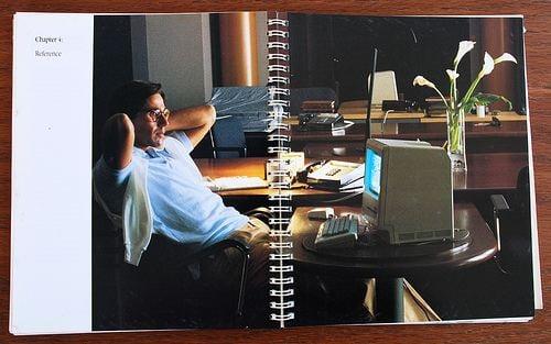 Vintage Geek: Original Macintosh User Manual