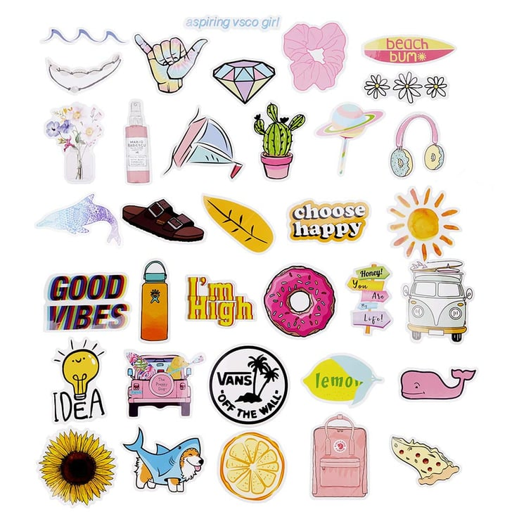 vsco stickers cute sticker gifts aesthetic vibe filters copy