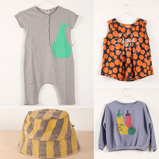 Oh, Bobo! A Market-Inspired Kids Spring Collection Straight From Spain