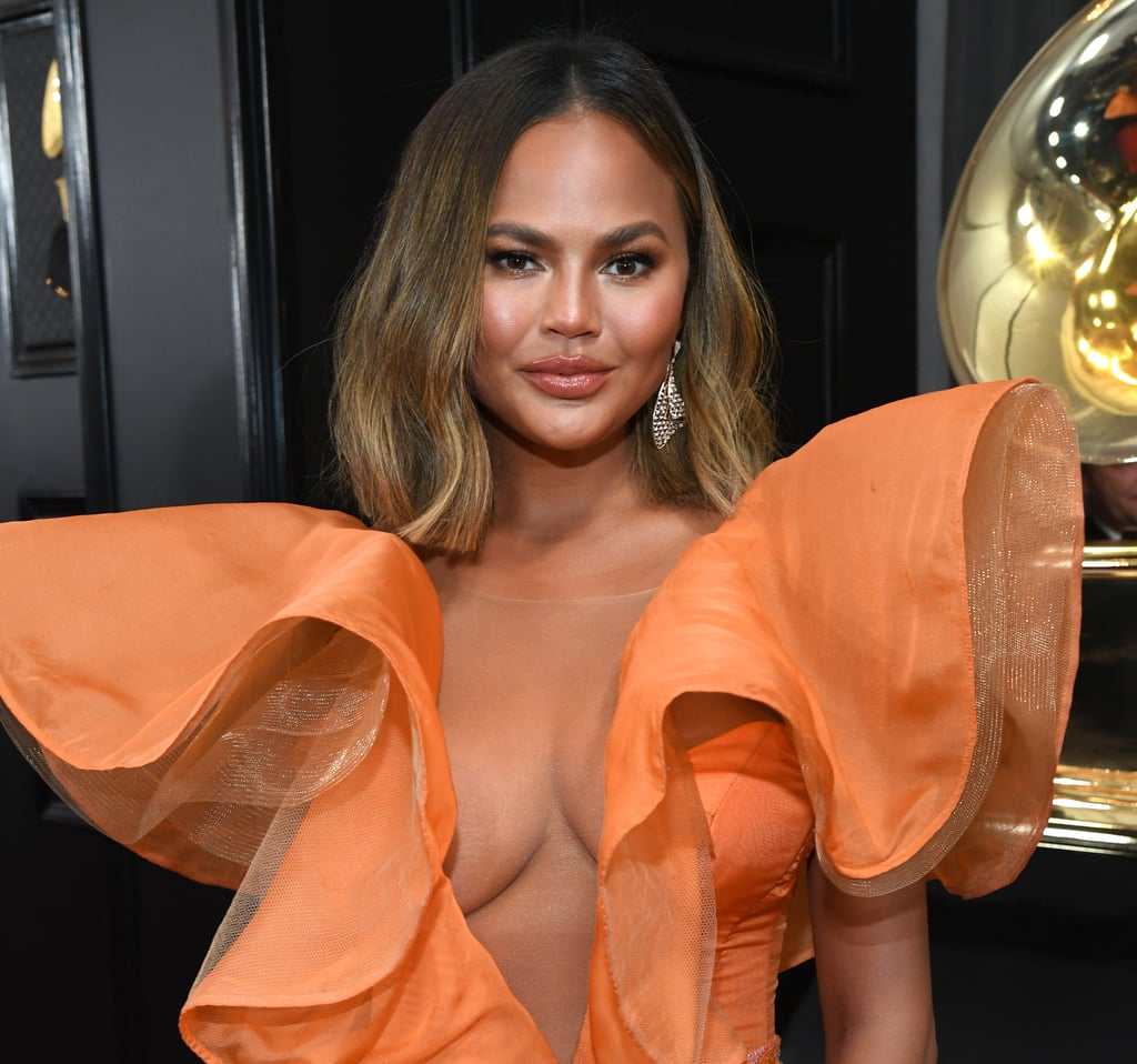 Chrissy Teigen Plastic Surgery to Remove Breast Implants