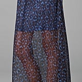 Opening Ceremony Silk Long Skirt ($610)