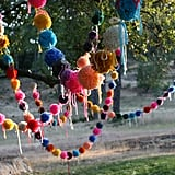 Pom-Pom Hangings