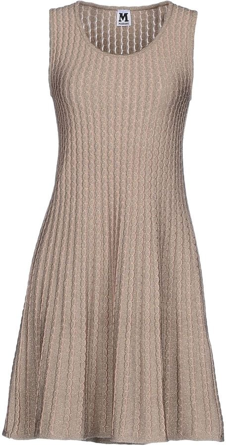 M Missoni Short dresses ($507)