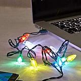 Holiday Lights Lightning Cord ($16)