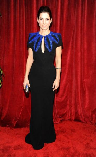 Sandra Bullock at the 2010 SAG Awards