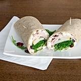 Turkey Feta Wrap Sandwich
