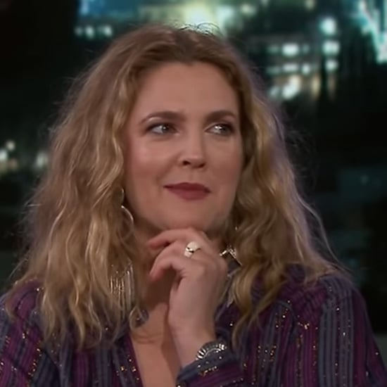 Drew Barrymore Speaking About Meeting Princess Diana