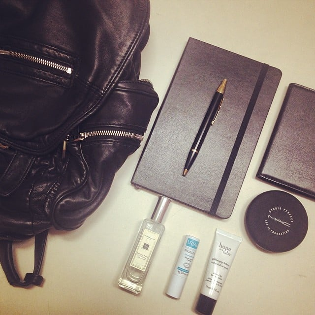 The Contents of Your Bag: Pre-Kids