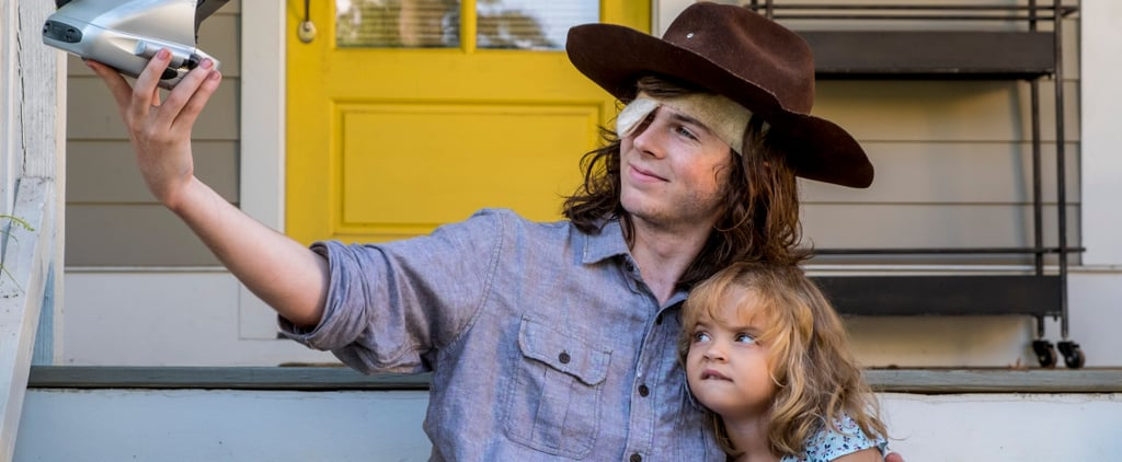 Fans of The Walking Dead Will Never Recover From Carl's Gut-Wrenching Death