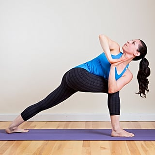 Basic Yoga Sequence