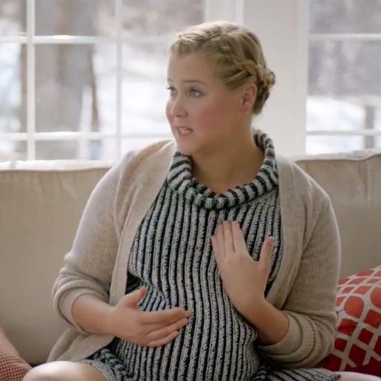 Amy Schumer Pregnancy Methods Video